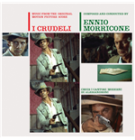 Vynil Ennio Morricone - I Crudeli (the Cruel Ones)