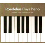 Vynil Roedelius - Plays Piano