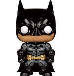 Batman Arkham Knight POP! Heroes Figure Batman 9 cm