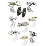 Star Wars Hot Wheels Vehicles Wave C Assortment (12)