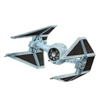 Star Wars Episode VII Model Kit 1/90 Tie Interceptor 10 cm
