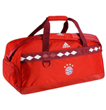 2015-2016 Bayern Munich Adidas Team Bag (Red)