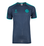 2015-2016 Chelsea Adidas EU Training Shirt (Rich Blue)