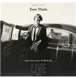 Vynil Tom Waits - Virginia Avenue: Live At The Ivanhoe Theatre, Chicago, Il - November 21, 1976