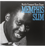 Vynil Memphis Slim - World Foremost Blues Singer