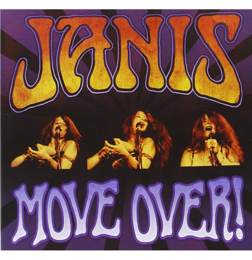"Vynil Janis Joplin - Move Over (Super De Luxe Set) (7"" Box)"