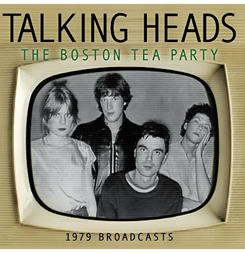 Vynil Talking Heads - The Boston Tea Party (2 Lp)