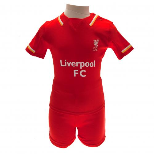 Liverpool F.C. Shirt & Short Set 9/12 mths