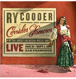 Vynil Ry Cooder & Corridos Famosos - Live In San Francisco (2 Lp+Cd)