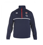 2015-2016 England Rugby Thermal Layer Fleece (Navy)