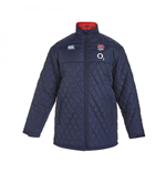 2015-2016 England Rugby Padded Jacket (Navy)