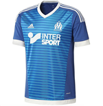 2015-2016 Marseille Adidas 3rd Football Shirt
