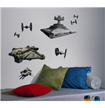 Star Wars Wall Decor Characters