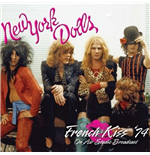 Vynil New York Dolls - French Kiss 74/actress (2 Lp)
