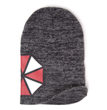 CAPCOM Resident Evil Umbrella Corporation Unisex Beanie, One Size, Grey