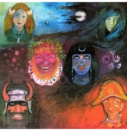 Vynil King Crimson - In The Wake Of Poseidon
