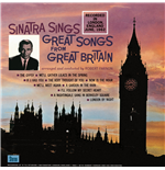 Vynil Frank Sinatra - Sinatra Sings Great Songs From Great Britain