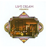 Vynil Cream - Live Cream Vol. II