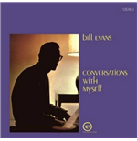 Vynil Bill Evans - Conversations With Myself