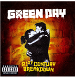 Vynil Green Day - 21st Century Breakdown (2 Lp)