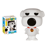 Family Guy POP! Television Vinyl Figure Brian 9 cm