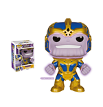 Guardians of the Galaxy POP! Vinyl Bobble-Head Thanos Glow in the Dark 14 cm