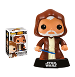 Star Wars POP! Vinyl Bobble-Head Obi-Wan Kenobi Black Box Re-Issue 10 cm