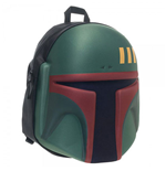 STAR WARS Boba Fett Molded Helmet Backpack