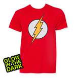 FLASH Glow In The Dark Tee Shirt