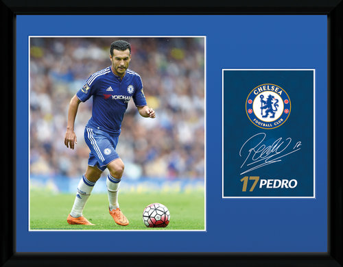 Chelsea Pedro 15/16 Framed Collector Print