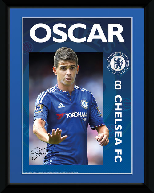 Chelsea Oscar 15/16 Framed Collector Print