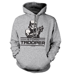 Star Wars Episode VII Hooded Sweater Stormtrooper