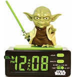 Star Wars Digital Alarm Clock Yoda