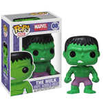Marvel Comics POP! Vinyl Bobble-Head Hulk 10 cm
