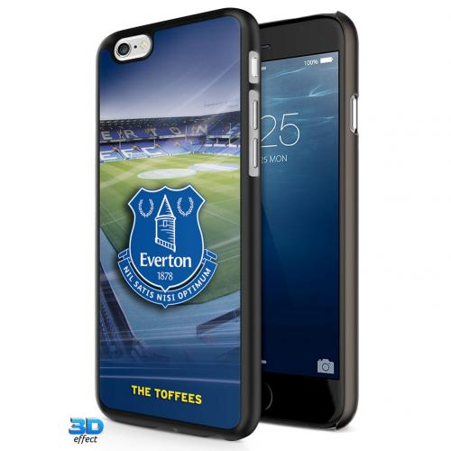Everton F.C. iPhone 6 Hard Case 3D