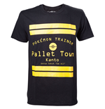 Pokemon T-Shirt Pallet Town