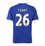 2015-16 Chelsea Home Shirt (Terry 26) - Kids