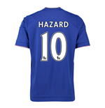 2015-16 Chelsea Home Shirt (Hazard 10) - Kids