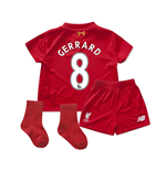 2015-16 Liverpool Home Baby Kit (Gerrard 8)