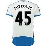 2015-16 Newcastle Home Shirt (Mitrovic 45) - Kids