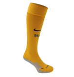 2015-2016 Barcelona Nike Away Socks (Gold)