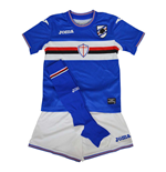 2015-2016 Sampdoria Joma Home Mini Kit