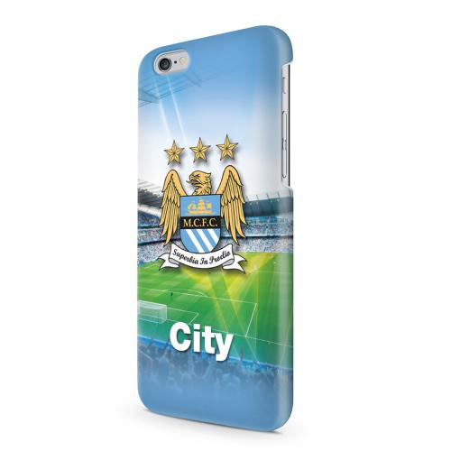 Manchester City F.C. iPhone 6 Hard Case
