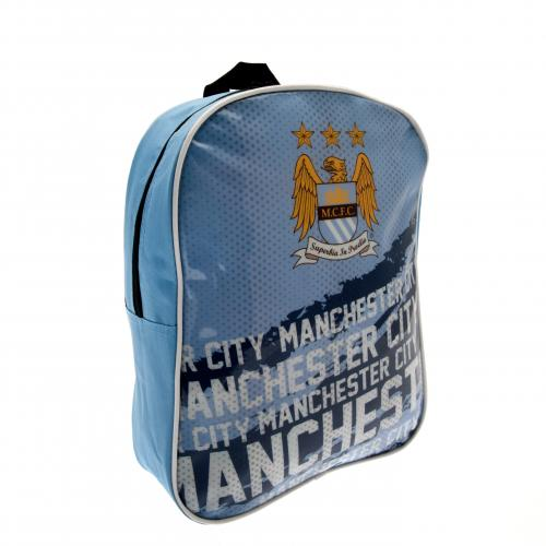 Manchester City F.C. Junior Backpack IP