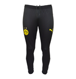 2015-2016 Borussia Dortmund Puma Training Pant (Black) - Kids