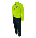 2015-2016 Celtic European Presentation Tracksuit (Yellow)
