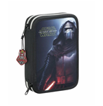 Star Wars Episode VII 34-Piece Pencil Case with content Kylo Ren 21 cm