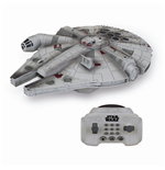 Star Wars Episode VII RC Vehicle with Sound & Light Up U-Command Millenium Falcon 30 cm
