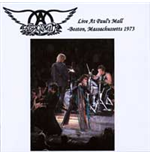 Vynil Aerosmith - Live At Paul's Mall  Boston  Ma   March 20  1973