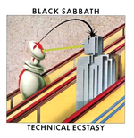 Vynil Black Sabbath - Technical Ecstasy